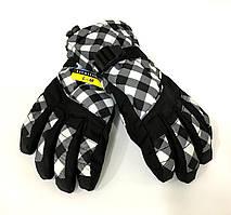 Лыжные женские перчатки флисовые, Сетавир, размер L- M