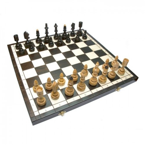 Шахматы Madon Индийские 46.5х46.5 см (с-123)