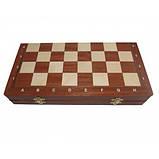 Шахматы Madon Турнирные №3 интарсия 35х35 см (с-93), фото 4