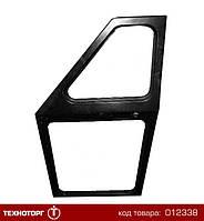 Дверь кабины левая (каркас) МТЗ УК (пр-во МТЗ)   80-6708020-Б