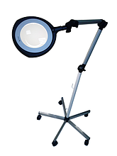 Светодиодная Лампа с увеличительным стеклом Waldmann Tevisio LED на штативе
