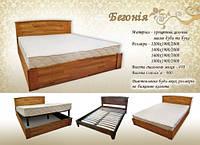 Кровать двуспальная Бегония