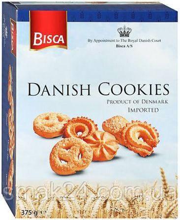 Печиво Датське Bisca Danish Cookies 375 г Данія