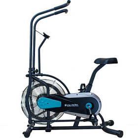 Орбітрек Air bike USA Style, синій, XXX501