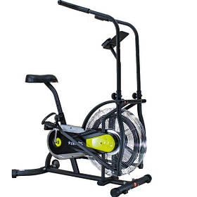 Орбітрек Air bike USA Style, жовтий, XXX502