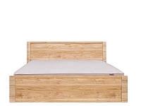 Кровать LOZ/160 Raflo 160х200 BRW орех salev