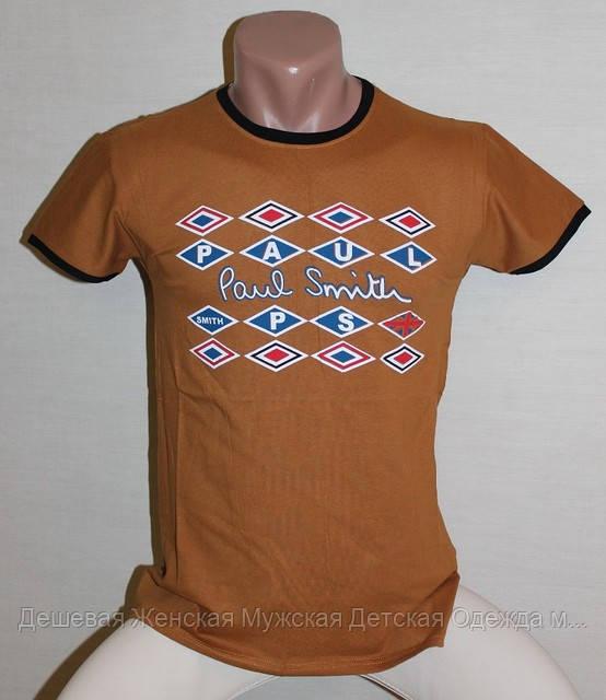 Мужская футболка Paul smith Турция №78