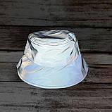 Светоотражающая панама (шапка рыбака) для детей, фото 3