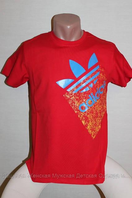 Мужская футболка AdidasТурция №87
