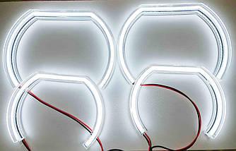 Ангельські глазки (кільця підсвічування) LED crystal для BMW E53, фото 3