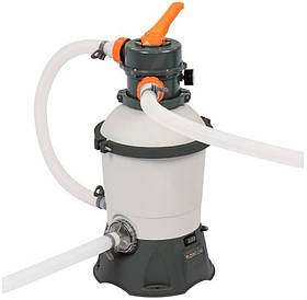 Фильтрационная установка Bestway FlowClear 58515 (3 м³/час) для надувных и каркасных бассейнов