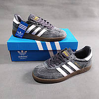 Мужские кроссовки Adidas Originals Spezial серые