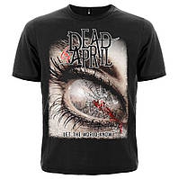 """Футболка Dead By April """"Let The World Know"""""""