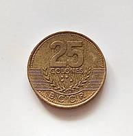 25 колонов Коста-Рика 2003 г., фото 1