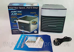 Кондицеонер міні Arctic Air Ultra портативний охолоджувач повітря працює від USB