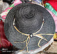 Женская соломенная шляпа, фото 4