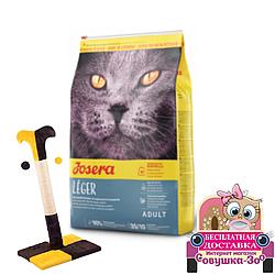Сухий корм Йозера Ліже для котів 10 кг дряпка у подарунок та безкоштовна доставка