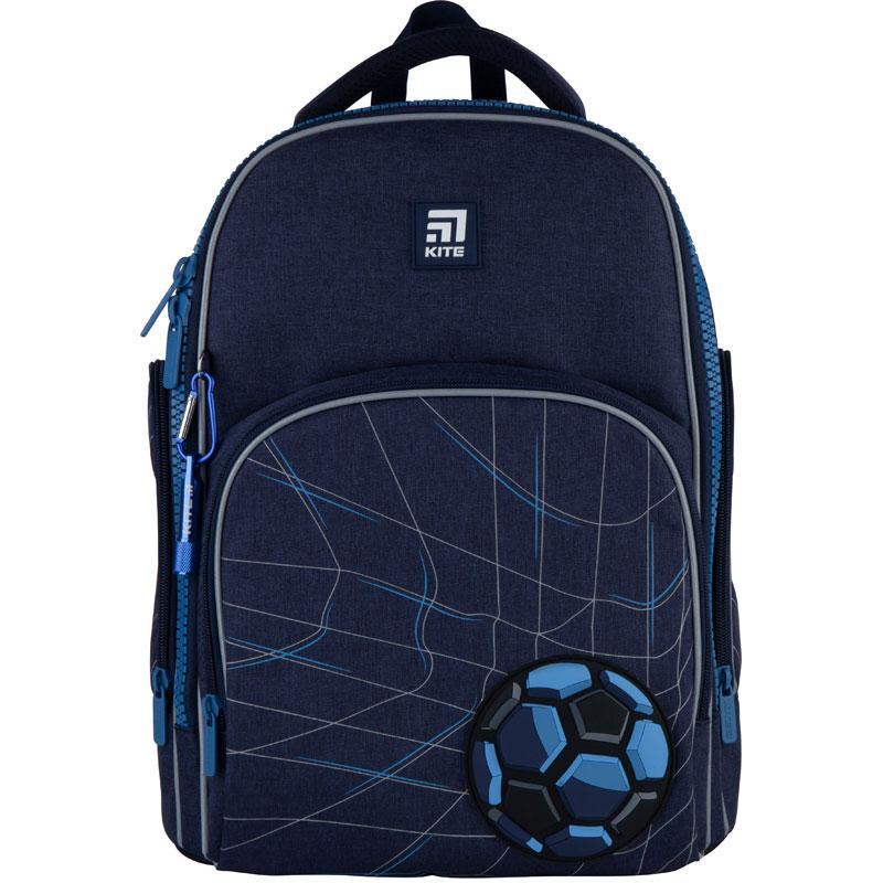Рюкзак шкільний ортопедичний Kite Education Football pitch (K21-706M-3)