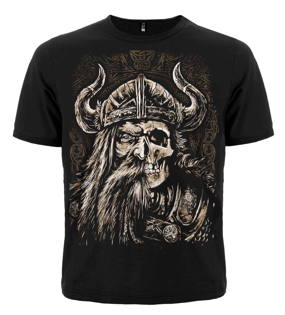 викинги картинки на футболку