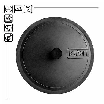 Чавунна кришка TM BRIZOLL, Кришка чавунна Ø 260 мм