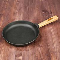 Чугунная сковорода BRIZOLL Optimа , 220х40 мм, фото 5