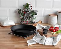 Чугунная сковорода BRIZOLL Optimа, 240х40 мм, фото 4