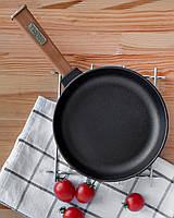 Чугунная сковорода BRIZOLL Optimа, 240х40 мм, фото 5