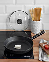 Сковорода чавунна Optima-Black, 200х35 мм, фото 4