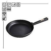 Сковорода чавунна Optima-Black, 220х40 мм, фото 2