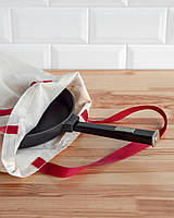 Чугунная сковорода BRIZOLL Optima-Black, 220х40 мм, фото 5