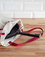Сковорода чавунна Optima-Black, 220х40 мм, фото 5