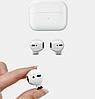 Беспроводные сенсорные мини наушники Pro 5S с кейсом Bluetooth гарнитура с микрофоном для смартфона USB-Type-C, фото 5