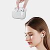 Беспроводные сенсорные мини наушники Pro 5S с кейсом Bluetooth гарнитура с микрофоном для смартфона USB-Type-C, фото 6