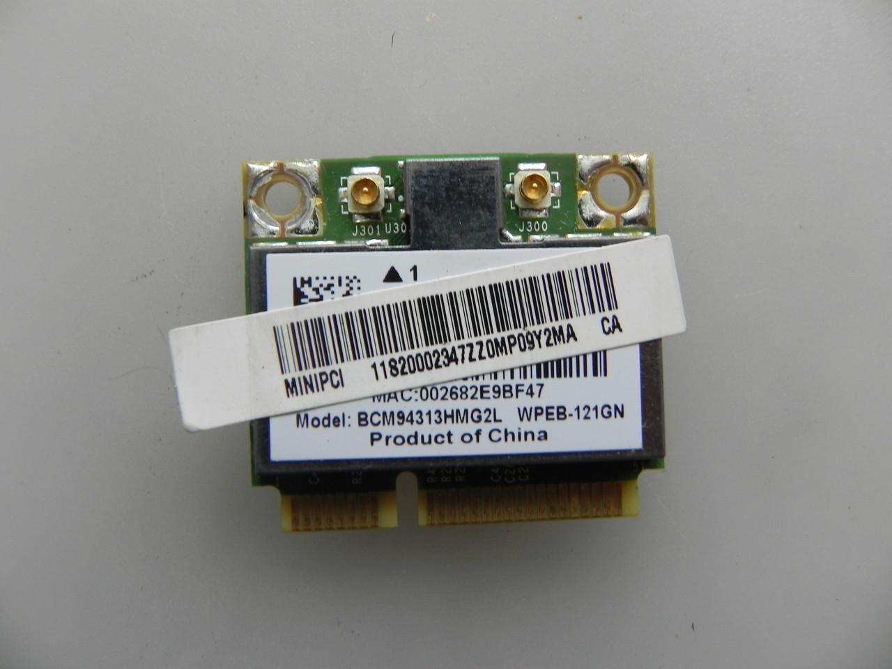 Плата WI-FI Lenovo G565 BCM94313HMG2L БУ