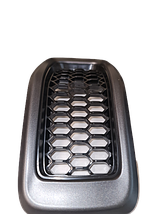 Решетка капота, комплект 7 шт., темно-серые для Jeep Cherokee KL 2014-2018 Джип Чероки (КЛ) 6CY39XS9AC, фото 3