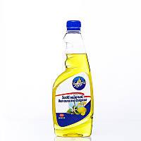 Средство для мытья стёкол запаска 500г Пуся