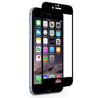 Защитное стекло Explosion Proof iPhone 6/6S Black (F&B)