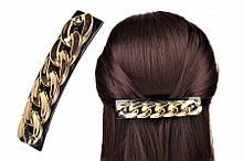 Заколка для волос автоматическая 11 см 2021 года