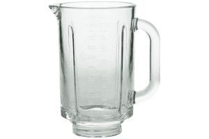 Чаша кувшин стеклянная 1600 ml для блендера Kenwood KW713874 KW713790