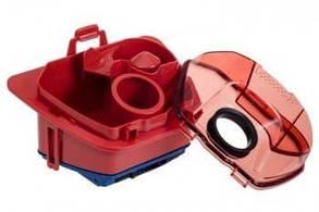 Контейнер в сборе для пыли для пылесоса Rowenta красный RS-RT900101