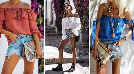 Модные женские шорты на лето 2021