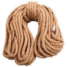 Мотузка джутова вита 6мм х 50м