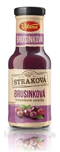 Соус для м'яса Журавлинний Vitana , 250 гр