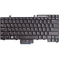 Клавіатура для ноутбука DELL Latitude E6400, E550 чорний