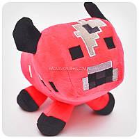 Мягкая игрушка «Майнкрафт» - Свинья