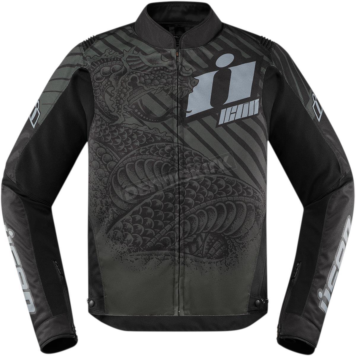 Куртка Icon Overlord SB2 Serpecant