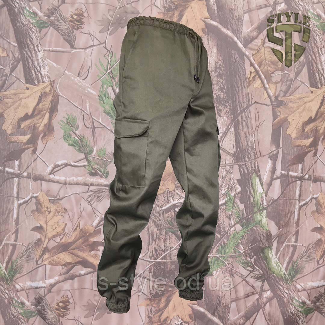 Чоловічі штани карго Хакі
