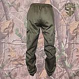 Чоловічі штани карго Хакі, фото 2