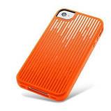 Чехол SGP Modello для iPhone 4/4s, оранжевый, фото 2