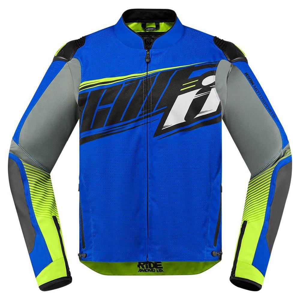 Куртка Icon Blue Overlord SB2 Prime